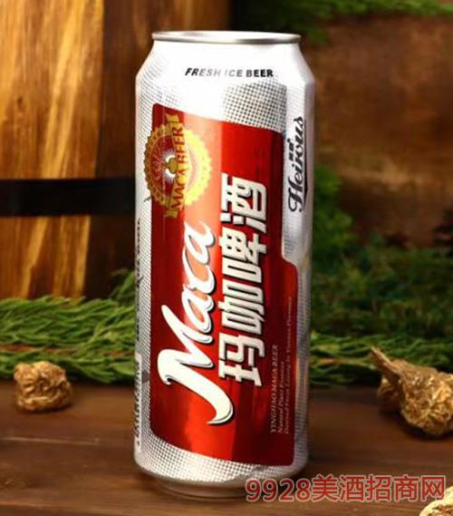 英豪瑪咖啤酒500MLx12