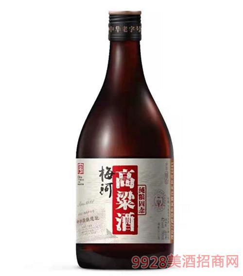 梅河牌高粱酒42度750ml