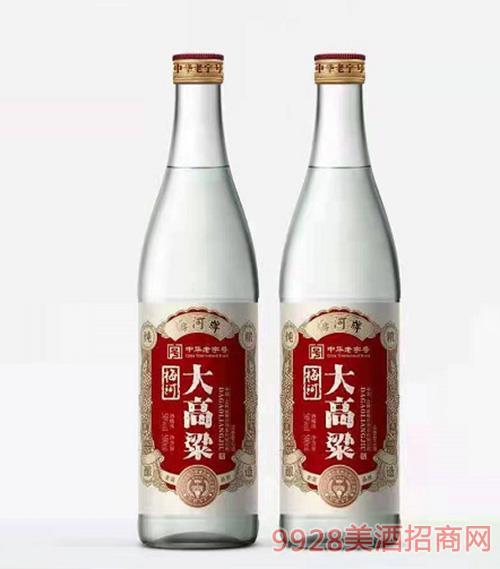 梅河大高粱小酒50度500ml