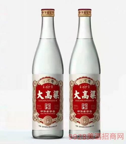 梅河大高粱小酒42度500ml