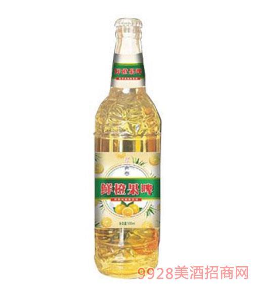 精釀鮮橙果啤500ml