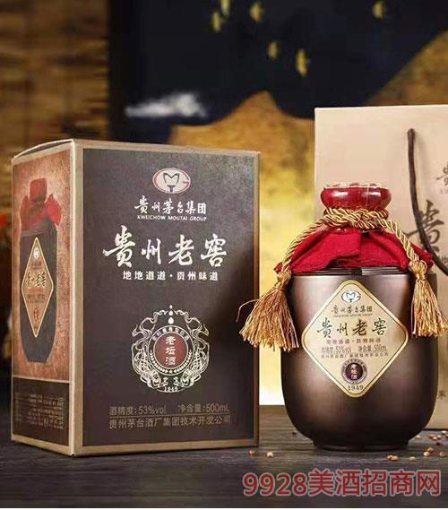 贵州老窖酒老坛酒500ml