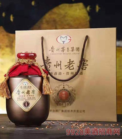 贵州老窖酒老坛酒