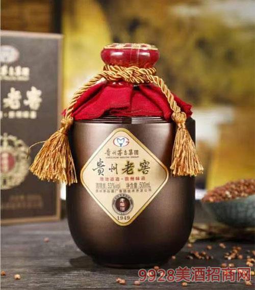 贵州老窖酒老坛酒53度500ml