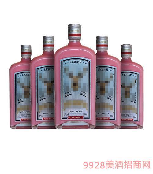 哈古雷斯・草莓奶油利口酒