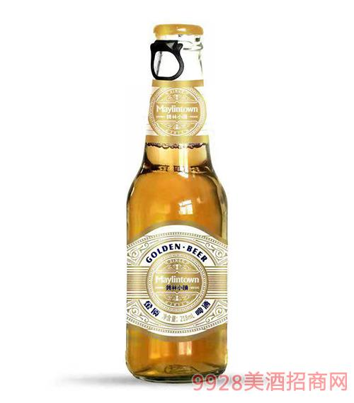美林小�218金�|啤酒