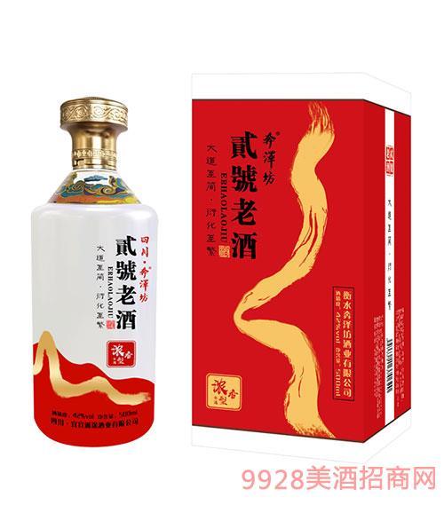 �E�老酒-�h�Э�-42度500ml