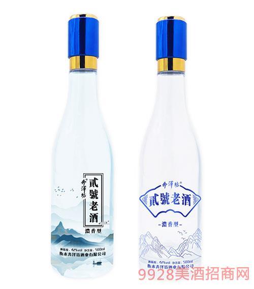 �E�老酒-光瓶酒