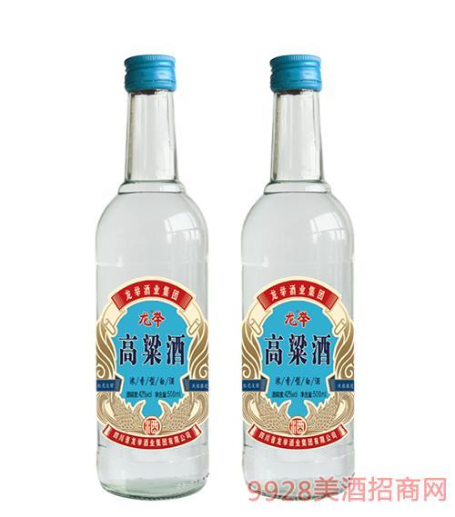 高粱酒-�t星白瓶42度500ml