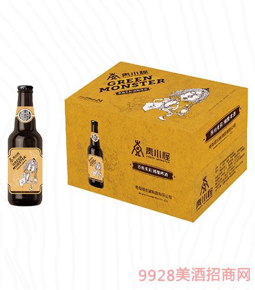 青小怪西柚茉莉精酿啤酒218ml