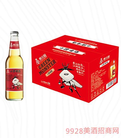 青小怪小怪啤酒330ml