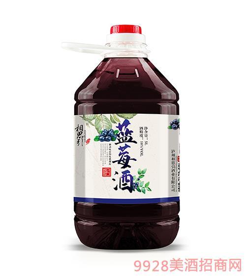 藍莓酒5L