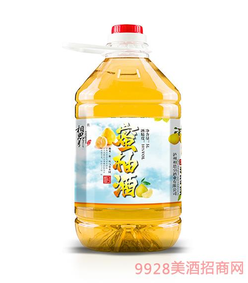 蜜柚酒5L