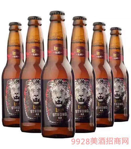 斯里�m卡・�{子咆哮IPA啤酒8.8度330ml