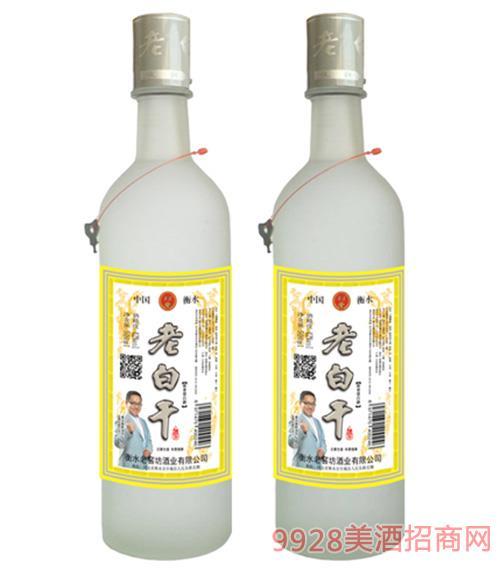 老白干酒(大�A磨砂)42度500ml