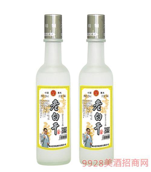 老白干酒(小圆磨砂)42度