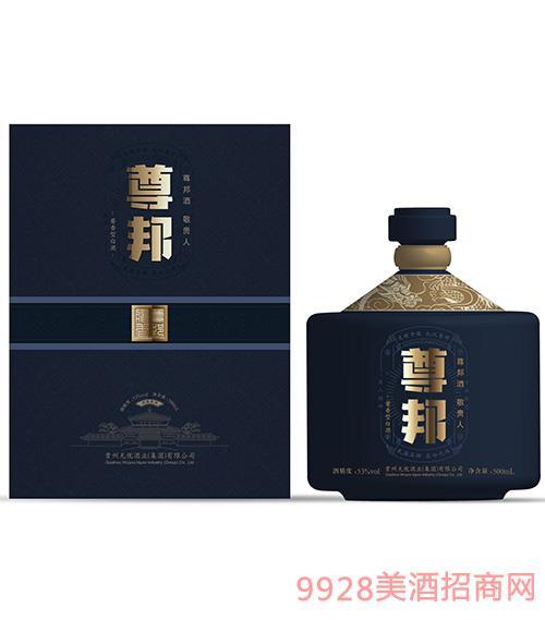 贵州尊邦酒53度500ml