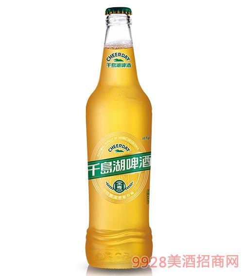 千島湖啤酒10.8度500ml全麥
