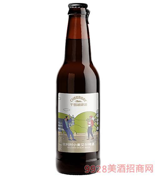 千島湖啤酒比利時艾爾小麥啤酒330ml