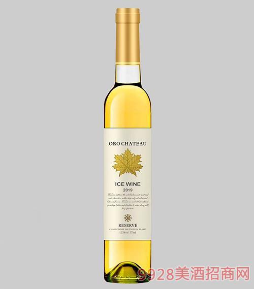 酒�f珍藏�冰白葡萄酒12.5度 375ml