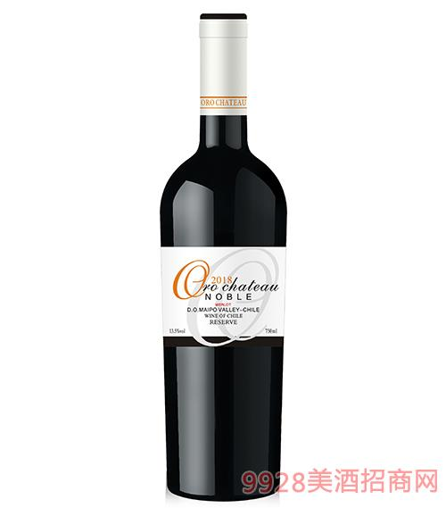酒�f�F族干�t葡萄酒13.5度750ml