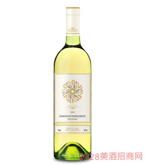 酒�f羽毛半甜白葡萄酒12.5度750ml