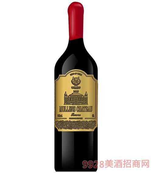 酒�f城堡干�t葡萄酒14度5L