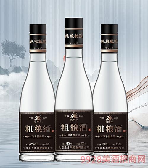 �@永�S粗�Z酒・�A瓶 42度 450ml
