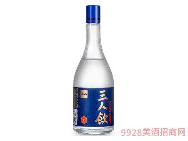 江小白·三人飲