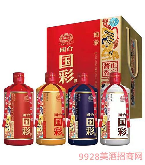 ���_・��彩酒(四彩)53度500ml