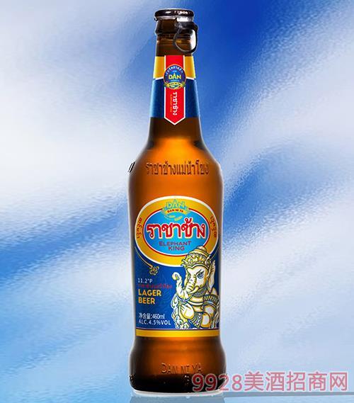 象王啤酒4.5度460ml