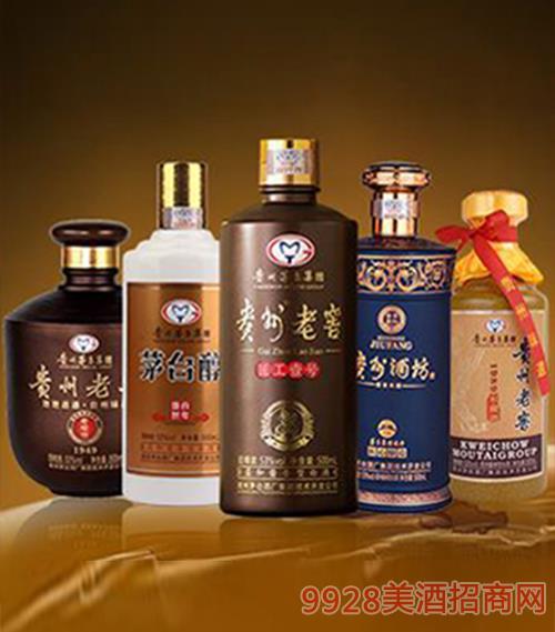 中華醬酒體驗館·茅臺酒系列