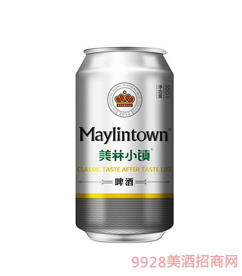 美林小�啤酒330ml�y罐