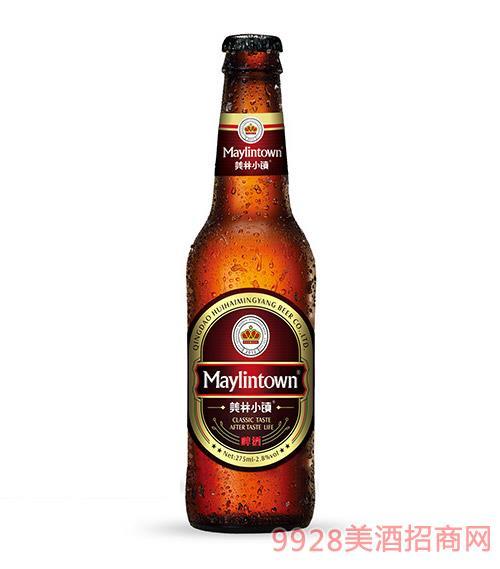 美林小�啤酒275ml棕瓶