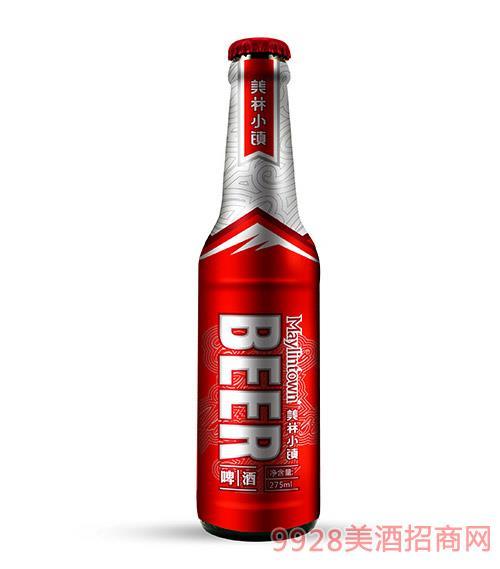 美林小�啤酒275mlBEER�t瓶