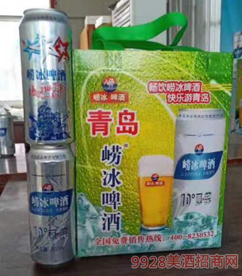 �鞅�啤酒-原�{啤酒(手提袋)10°P500ml