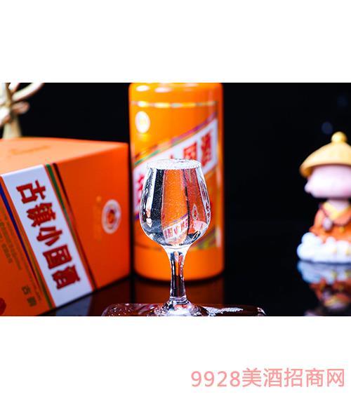 茅台镇古镇小国酒-酱香型【53%vol-500ml】