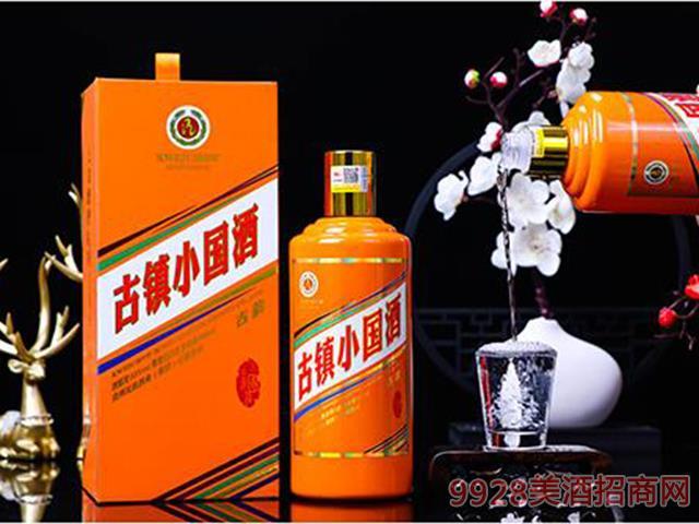 茅臺鎮古鎮小國酒 醬香型