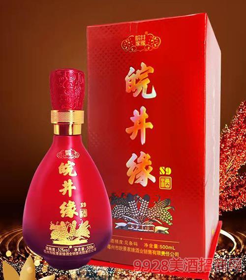 皖井�酒-S9-52度500ml