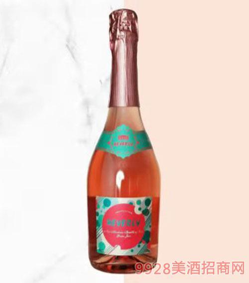 西班牙比弗利無醇紅香檳氣泡酒750ml