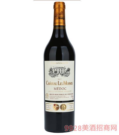 穆尼爾城堡干紅葡萄酒13.5度750ml