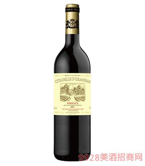 古楓城堡干紅葡萄酒750ml