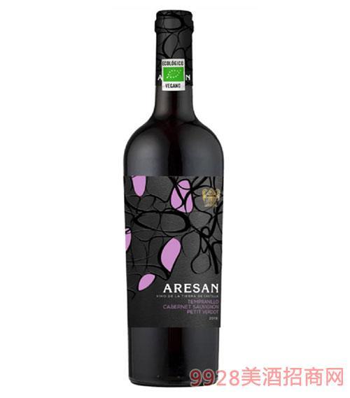 愛洛莎酒莊紫皇干紅葡萄酒750ml