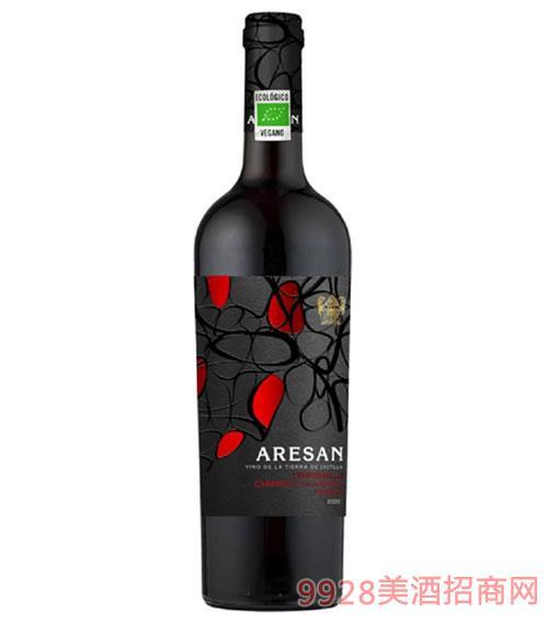 愛洛莎酒莊紅樽半干紅葡萄酒750ml