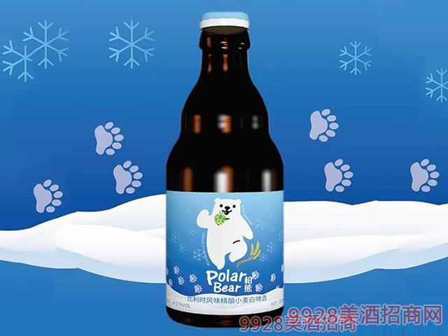 柏熊比利�r�L味精�小��白啤酒-11度330ml