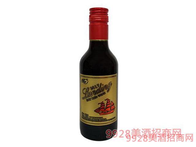 �����{船干�t葡萄酒187ML