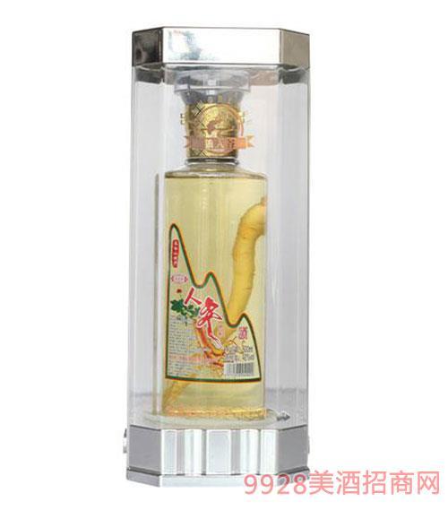 人參枸杞酒-500ml