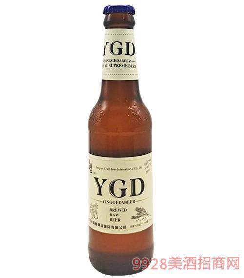 英戈達精釀原漿啤酒8°P275ml