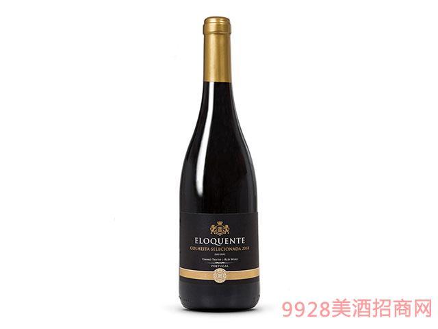 葡萄牙Eloquente-Colheita-精�x干�t葡萄酒