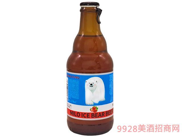 咪�繁�熊・草莓小��精�啤酒(���嵝停�11°P300ml